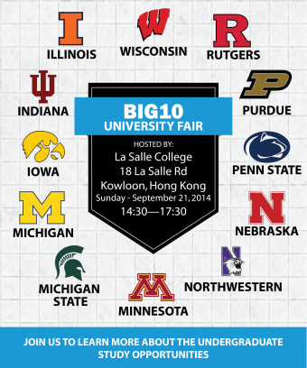 Big 10 Fair Flyer